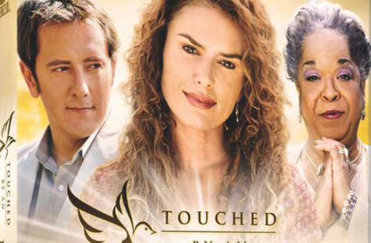 I Had NO Idea: Touched By An Angel Season 7 DVD