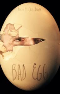 BAD EGG poster